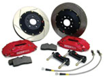 StopTech - Audi/VW Big Brake Kit