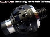 Wavetrac Limited Slip Differential for Mercedes