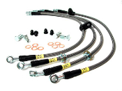 Stoptech E9X M3 Stainless Steel Brake Line Kit