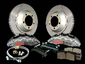 Stoptech Trophy Sport Big Brake Kit F8X M3 M4