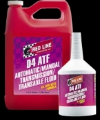 Red Line D4 ATF Automatic Transmission Oil