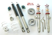 TC KLINE E46 & E46 M3 Double Adjustable Coilovers All