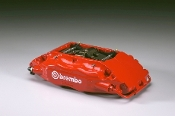 Brembo Monobloc 4 Piston Brake Pads