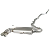 AFE Mach Force XP Cat-Back Exhaust F30 328i N20