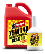 Red Line Gear Oil 75w140  GL-5