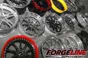 Forgeline Forged Alloy Wheels