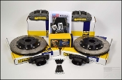 Essex Competition Brake System - Subaru BRZ Scion FRS  GT86