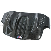 aFe Power BMW M5 F10 12-14 V8-4.4L Carbon Fiber Engine Cover