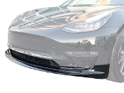 Unplugged Performance FRONT LIP SPOILER FOR TESLA MODEL 3
